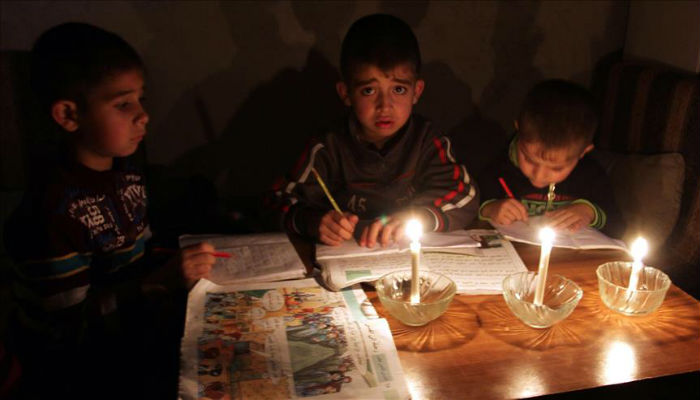 Israel cuts Gaza power supplies further: Authority