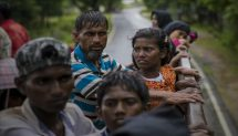 UN: Myanmar attacks were organized to push out Rohingya